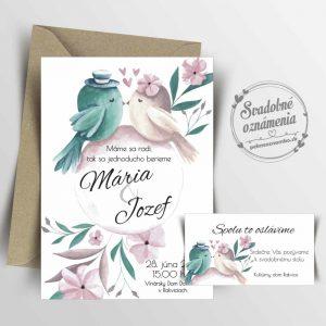 pozvanky na svadbu